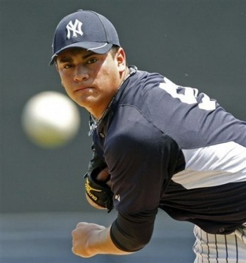 Banuelos has struggled in 2012. Photo courtesy of ablogforarod.com.