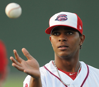 Xander Bogaerts is a stud in the making. Photo courtesy of tedsarmy.com.