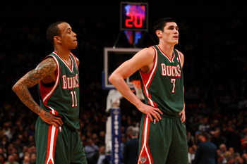 Will anyone on the Summer League team help Monta and Ersan in 2012?