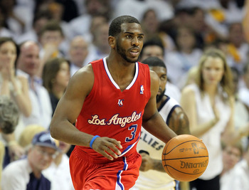 CP3 is a game changing point guard