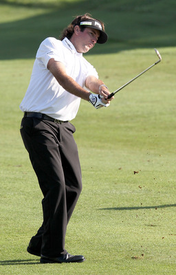 Bubba Watson won the 2012 Masters Championship at Augusta.