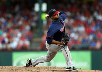 Francisco Liriano would fit nicely in the Atlanta rotation.