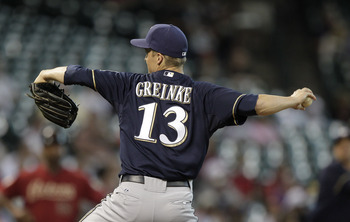 Atlanta needs an ace.  Zack Greinke fits that bill.