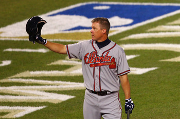 The Braves owe it to Chipper to go all-in.