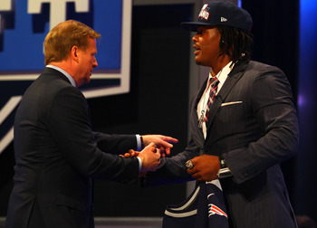 Dont'a Hightower on draft day.