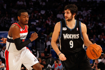 Before his injury, Rubio and the T-Wolves were exciting to watch.