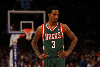 Brandon Jennings and Monta Ellis may be the quickest backcourt in the NBA.