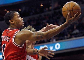 Rose, the former MVP, is the best of the Bulls' athletic bunch.