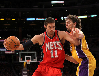 "Brook Lopez is good, but will he be ""max-deal"" good?"
