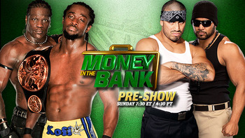 Kofi Kingston and R-Truth vs. Hunico and Camacho