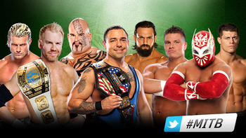 World Heavyweight Championship Money in the Bank Match