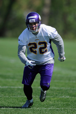 Harrison Smith was the 29th overall pick in the 2012 NFL draft. He was the first safety taken in the first round by Minnesota since 1983.