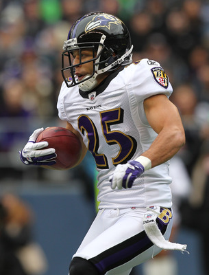 Minnesota signed Chris Carr from the Baltimore Ravens this offseason.
