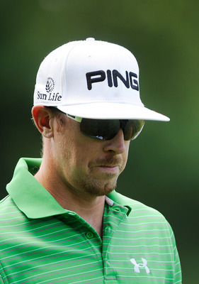 Hunter Mahan has two wins in 2012.