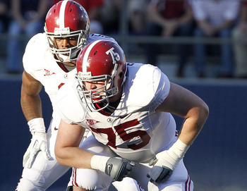 Barrett Jones and the Tide OL will face a Michigan DL that's considerably smaller than what they normally face in the SEC.