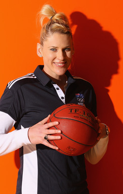 Australia's Lauren Jackson returns for her fourth consecutive Olympic Games.