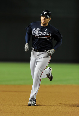 Freddie Freeman has been on a hot streak for the last four weeks.