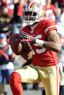 Michael Crabtree looked great in the 49ers' minicamp