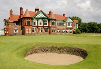 The Clubhouse at Royal Lytham & St. Annes