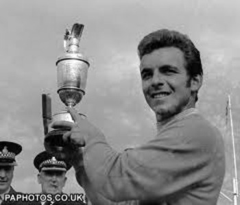 Englishman Tony Jacklin won the 1969 Open Championship