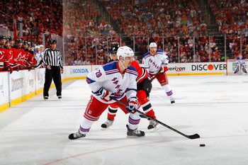 Kreider's speed and quickness make him a dangerous prospect.