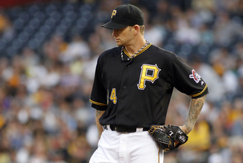 A.J. Burnett has been a pleasant surprise in Pittsburgh this season.