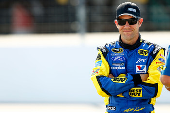 Matt Kenseth is leaving long-time home Roush-Fenway Racing at season's end