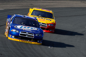 Penske Racing will move to Ford for the 2013 season