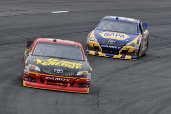 Michael Waltrip Racing has been stellar in 2012