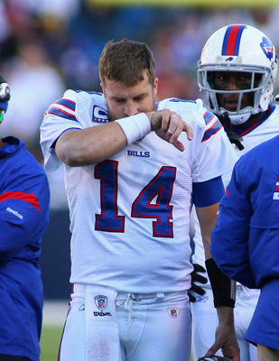 Quarterback Ryan Fitzpatrick is determined to lead the Bills to the playoffs.