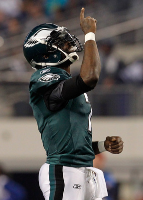 Vick looks to prove his worth in 2012.