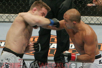 Photo by Scott Petersen MMA Weekly.com