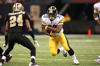 Issac Redman has been a successful backup for Pittsburgh? Can he be an everyday starter?