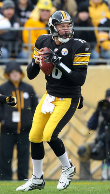 We Think Charlie Batch is the Epitome of a Quality Backup QB