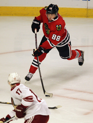 Can Patrick Kane stay focused on becoming a star for the Hawks?