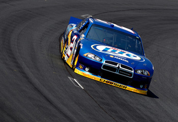 Brad Keselowski gained more ground on the Chase cutoff point
