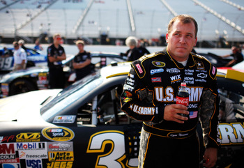 Ryan Newman gained ground in the wild card race at NHMS