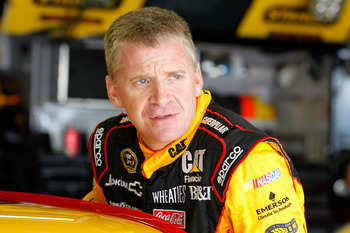 Jeff Burton could not build off a strong Daytona run at NHMS