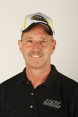 Doug Richert, 1980 Championship winning crew chief, currently crew chiefing Landon Cassill's #83 car.