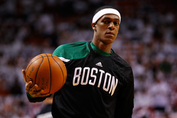 Rajon Rondo had a breakout season and postseason last year.