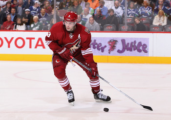 Could Keith Yandle be a fit in Nashville?