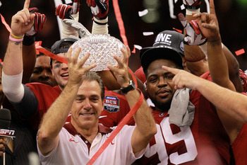 Nick Saban's contract extension means in all likelihood that Alabama will be the final stop of his coaching career.