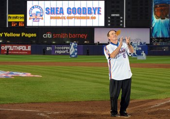 Shea Goodbye, indeed.  Even The Kid couldn't save them.