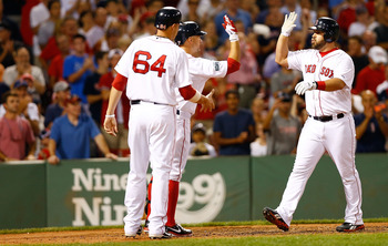 With a second wild card spot the Red Sox have a better shot at making the playoffs.