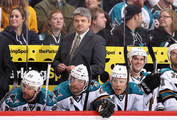 Todd McLellan had a dominant team in 2008-09.