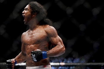 Benson Henderson - Esther Lin/MMAFighting