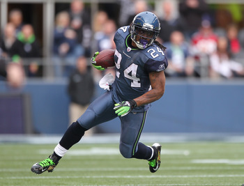 Marshawn Lynch could put the Seahawks in a tough position if he starts the season serving a suspension.