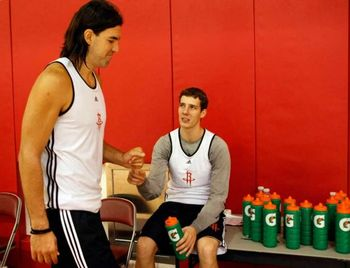 Teammates on the Rockets, Dragic and Scola should thrive in Phoenix