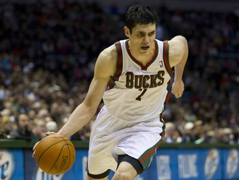 Ersan Ilyasova's return to Milwaukee is a nice surprise for a retooled Bucks team