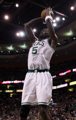Garnett's evolution as a shooter has helped the Celtics in a major way.